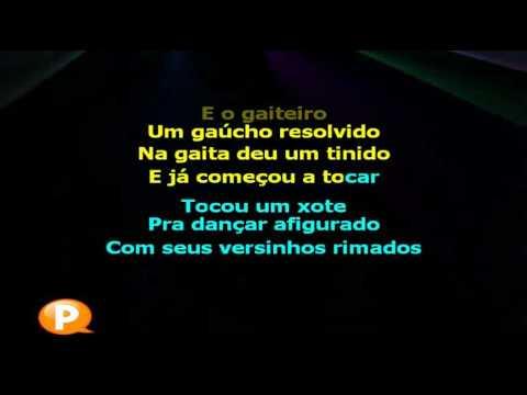 Os Serranos   Baile na serra - Karaoke