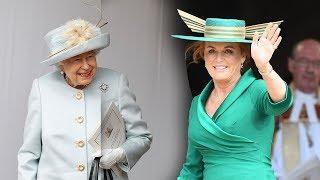 Sarah praises the Queen for making Princess Eugenie's wedding so memorable