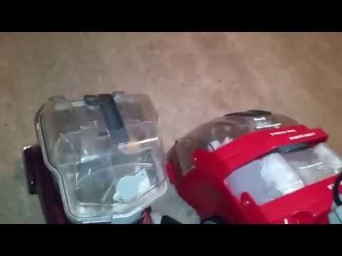 Rug doctor deep clean vs hoover power scrub deluxe