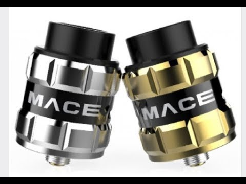 REVIEW & BUILD | Ample Mace BF 24mm RDA
