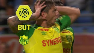 But Emiliano SALA (81') / ESTAC Troyes - FC Nantes (0-1)  / 2017-18