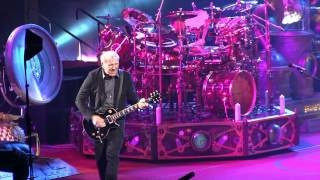 "Rush Clockwork Angels Tour- ""The Analog Kid"" (720p HD) Live in Columbus Sept 20, 2012"