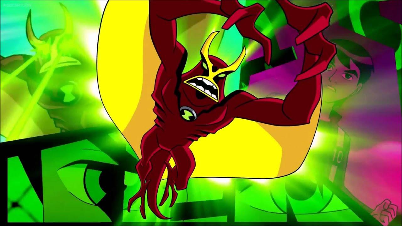 Download Ben 10 Alien Force Intro HD 1080p