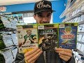 Video Game Thrift Store Finds! Good Games and Good times with ALEX!