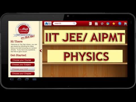IIT JEE/ AIPMT PHYSICS