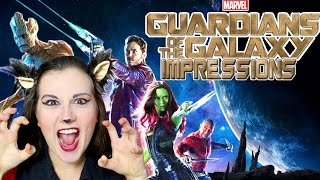 Marvel's Guardians Of The Galaxy Impressions - Madi2theMax