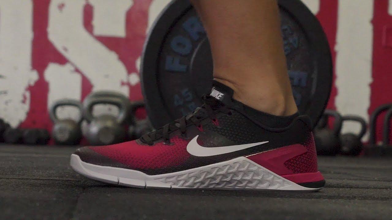 3a42e7352 WOD News: review do Nike Metcon 4 com o coach Guilherme Fiori - YouTube