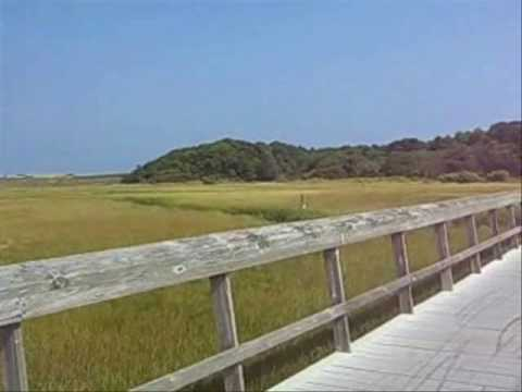 For peace and quiet,the Cape Cod National Seashore is hard t
