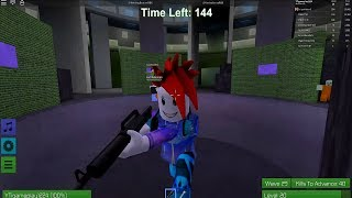 Roblox Zombie Rush Android Gameplay - Level 20 33