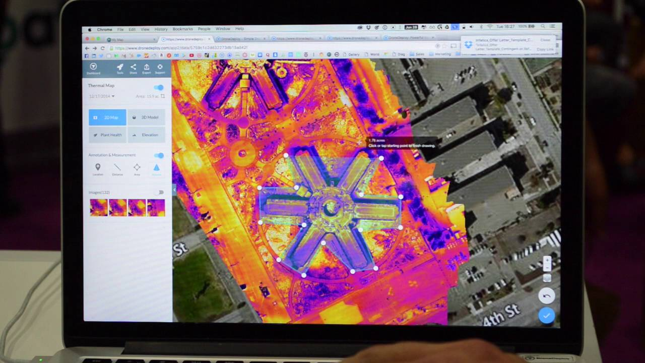 DroneDeploy features drone software at Esri UC