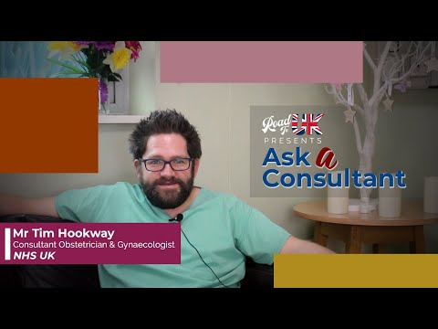 Ask a Consultant: Mr. Tim Hookway | Obstetrics & Gynecology (OB/GYN)