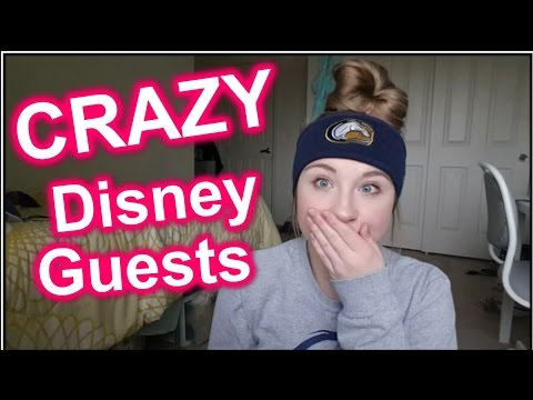 My STRANGEST Guest Experiences as a Disney World Cast Member