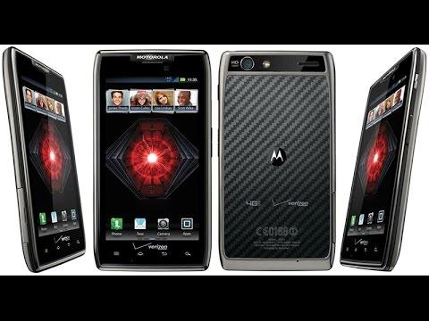 Motorola DROID RAZR XT912 Hard Reset And Remove Pattern Lock