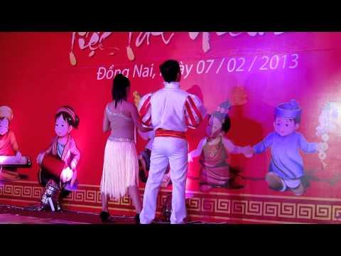 Bài Tango xa rồi - Nestle Year End Party 2012.MOV