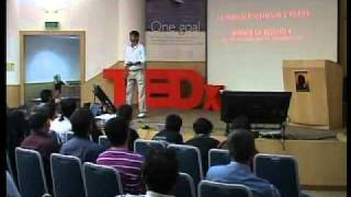 TEDxYouth@Chennai - Chetan Korada - The Real Disability