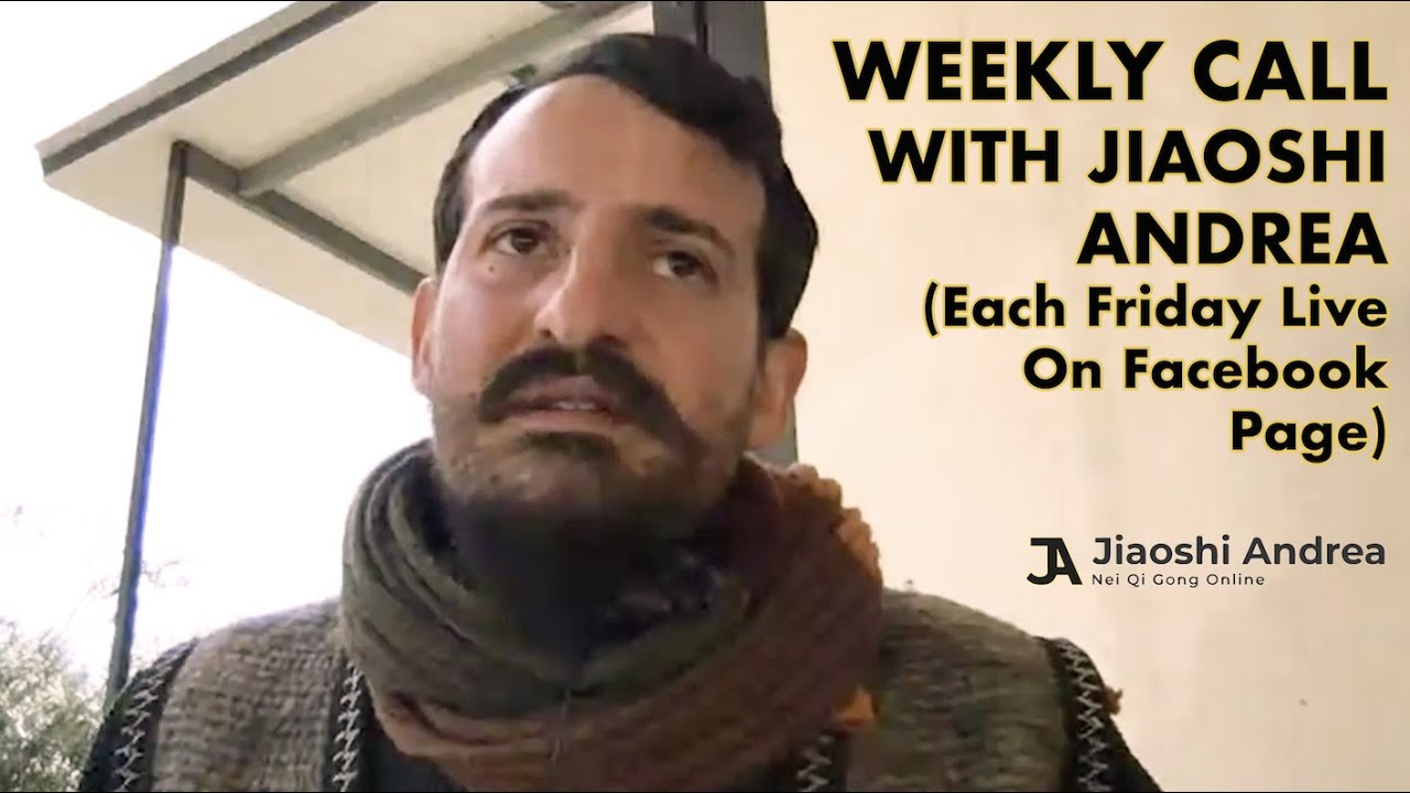 Weekly Call with Jiaoshi Andrea - Frequently Asked Questions (Live On Facebook)