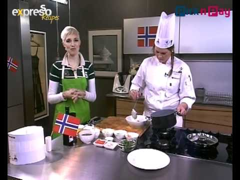 Norwegian Fish Soup With A South African Touch BY KRISTEN SKOKEN