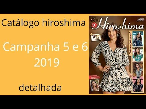 6fae14502 Catálogo hiroshima. Campanha 5 e 6 de 2019 completa - Cláudia Fontenelle -  Cláudia Fontenelle - imclips.net