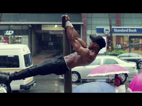 Best calisthenics/street workout from (Durban RSA) DIK THEALPHA's progression