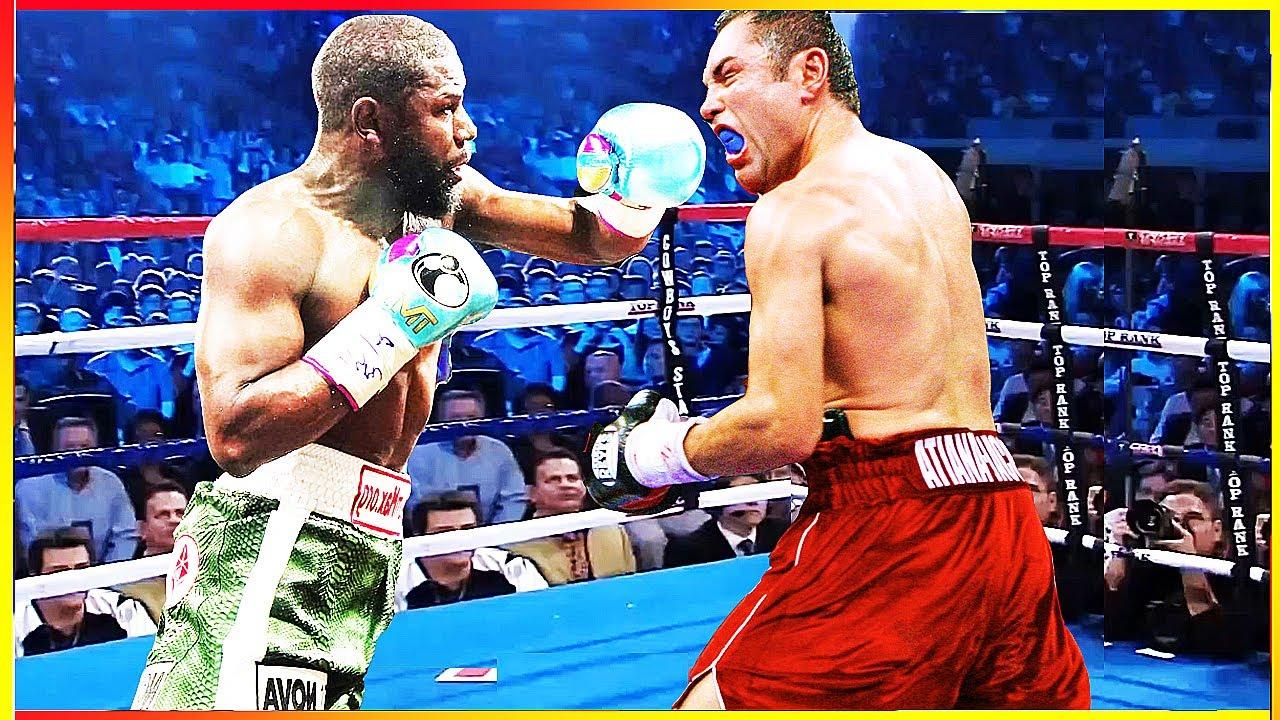 Floyd Mayweather Jr vs Oscar De La Hoya 2 BLOCKBUSTER REMATCH
