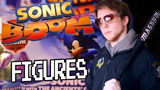 Sonic Boom Pre-Order Figures (They Go Boom)