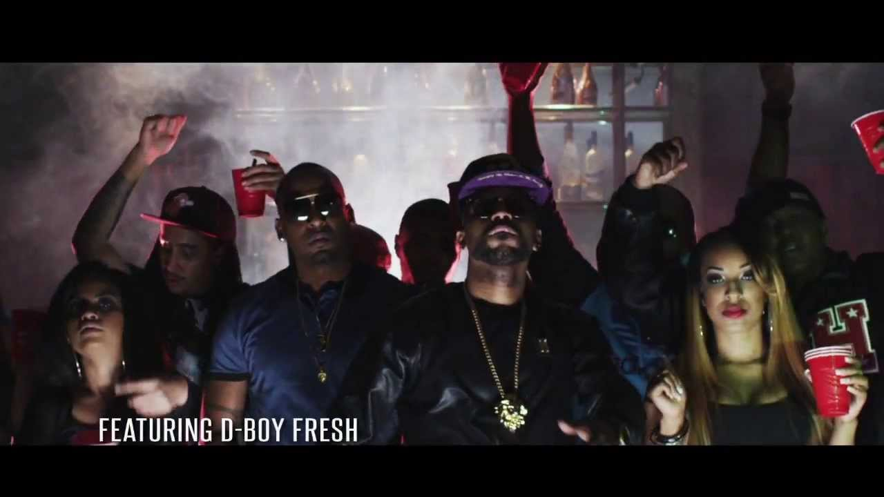S. Fresh (feat. Drumma Boy) -  I'm Fresh [Red Cups 2 Submitted]