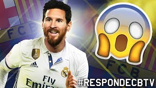 ¿MESSI al REAL MADRID? | ¿ADIÓS a INIESTA del BARCELONA? | #RESPONDECBTV thumbnail