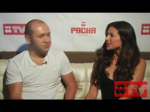 Pacha NYC TV: Marco Carola Interview @ WMC 2009