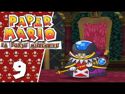 Paper Mario : La Porte Millénaire #9 FR - Le Palais des Ténèbres