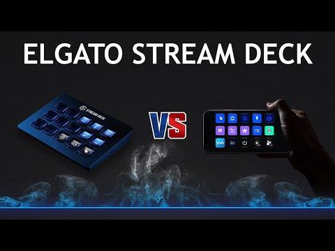 Elgato Stream Deck vs. Stream Deck Mobile