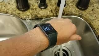 Is Fitbit Ionic Waterproof?