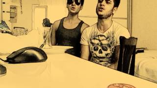 Emir & Yusuf - HAYDAR HAYDAR cover (Funny Version)