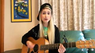 Pierce the Veil- Stay Away From My Friends Acoustic Cover