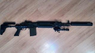 WE M14 EBR MOD 0 GBB