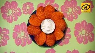 Вкусные оладьи из тыквы, диетический рецепт