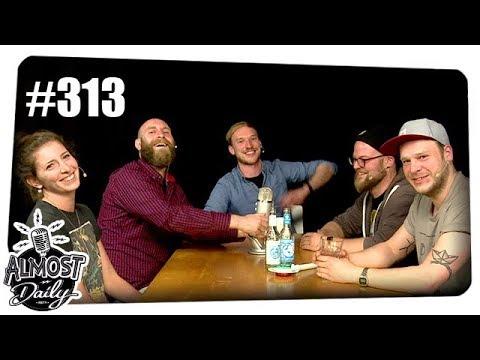 Polizei mit Sofia, Hannes, Lars, Ben & Flo | Almost Daily #313