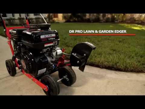 DR Lawn and Garden Edger