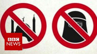 Muslims and gays 'are unwelcome here'    BBC News