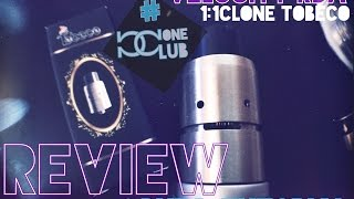 Velocity RDA Review & Build Tutorial (1:1Clone by Tobeco)