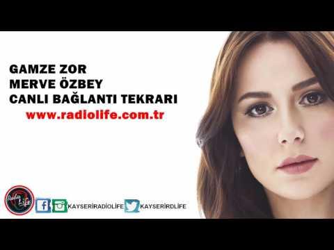 Merve özbey - Gamze zor - Kayseri Radio Life