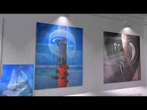 Contemporary Fine Art - David Chamberlain