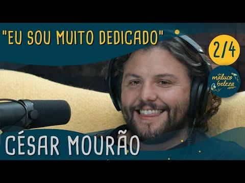 """Maluco Beleza - """"Eu sou muito dedicado"""" - César Mourão (pt ..."""