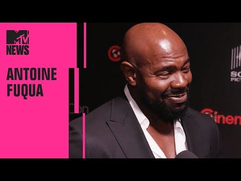 Antoine Fuqua on Directing the 'Scarface' Remake  CinemaCon  MTV