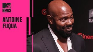 Antoine Fuqua On Directing The 'Scarface' Remake   CinemaCon   MTV News