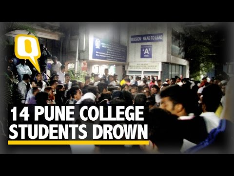 14 Pune College Students Drown off Murud Beach in Maharashtra