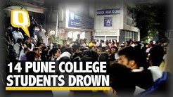 14 Pune College Students Drown off Murud Beach in Maharashtra