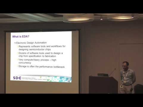 Introducing the EDA Workload for the SPEC SFS 2014 Benchmark