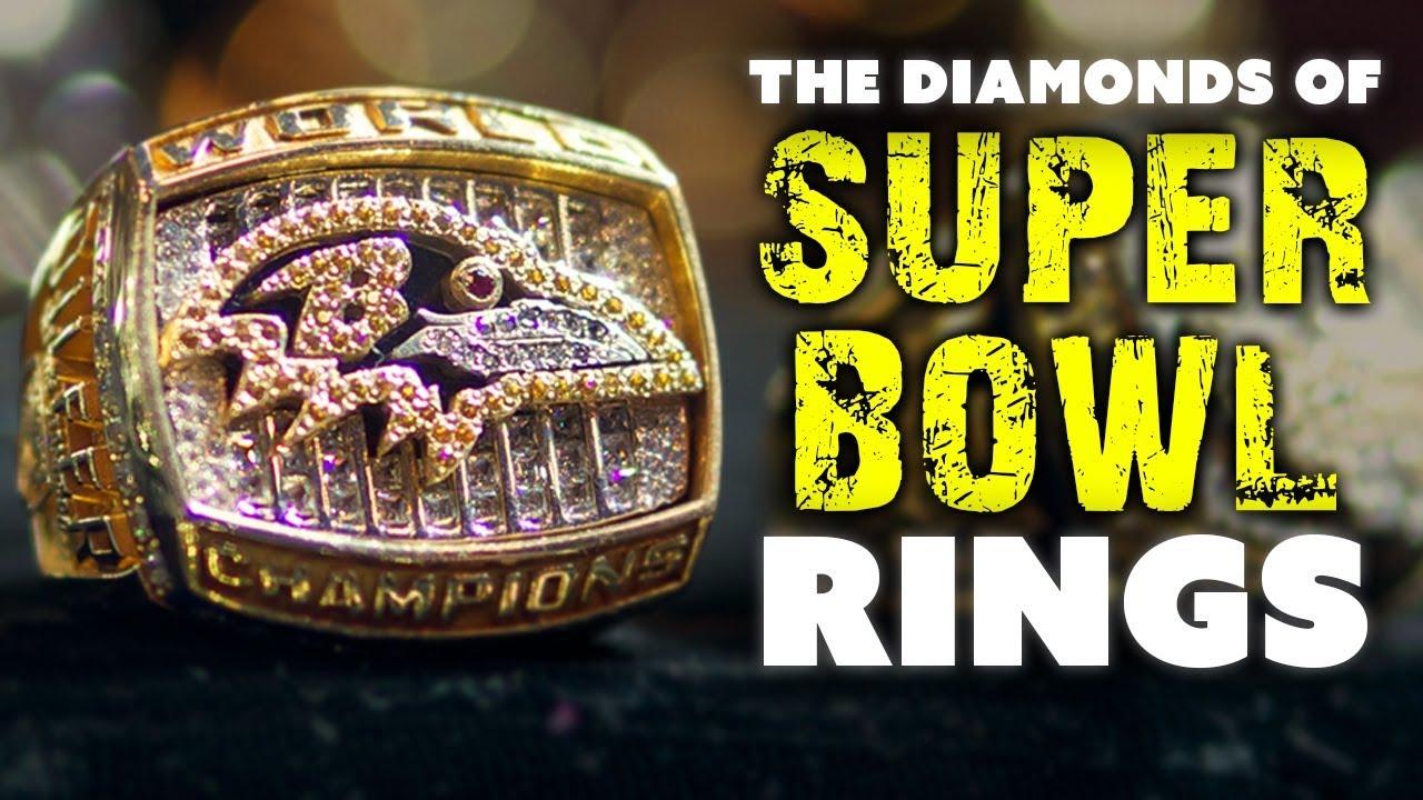 3f31e137b7b The Diamonds   Gems of Super Bowl Rings - YouTube