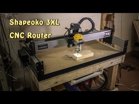 New CNC Router - Shapeoko 3 XL