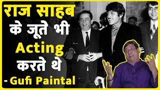Gufi Paintal Talks About Raaj Kumar - Bollywood Aaj Aur Kal
